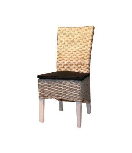 Chaise en kubu tidy home - Chaise en kubu tresse ...