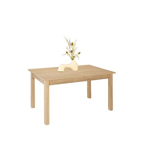 Table rectangulaire avec allonge tidy home - Table rectangulaire avec allonge ...