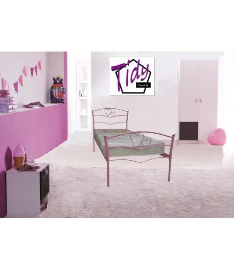 moderne et astucieuse comprend un lit une penderie un. Black Bedroom Furniture Sets. Home Design Ideas