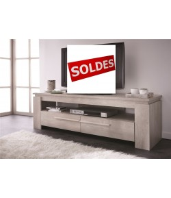 Promotions tidy home for Meuble tv en solde