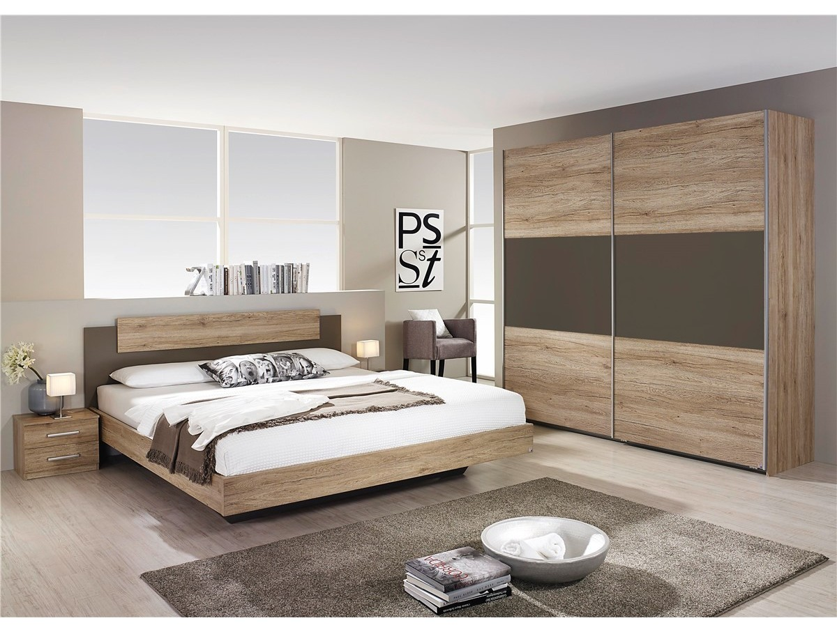 Chambre bambou tidy home for Chambre zen conforama