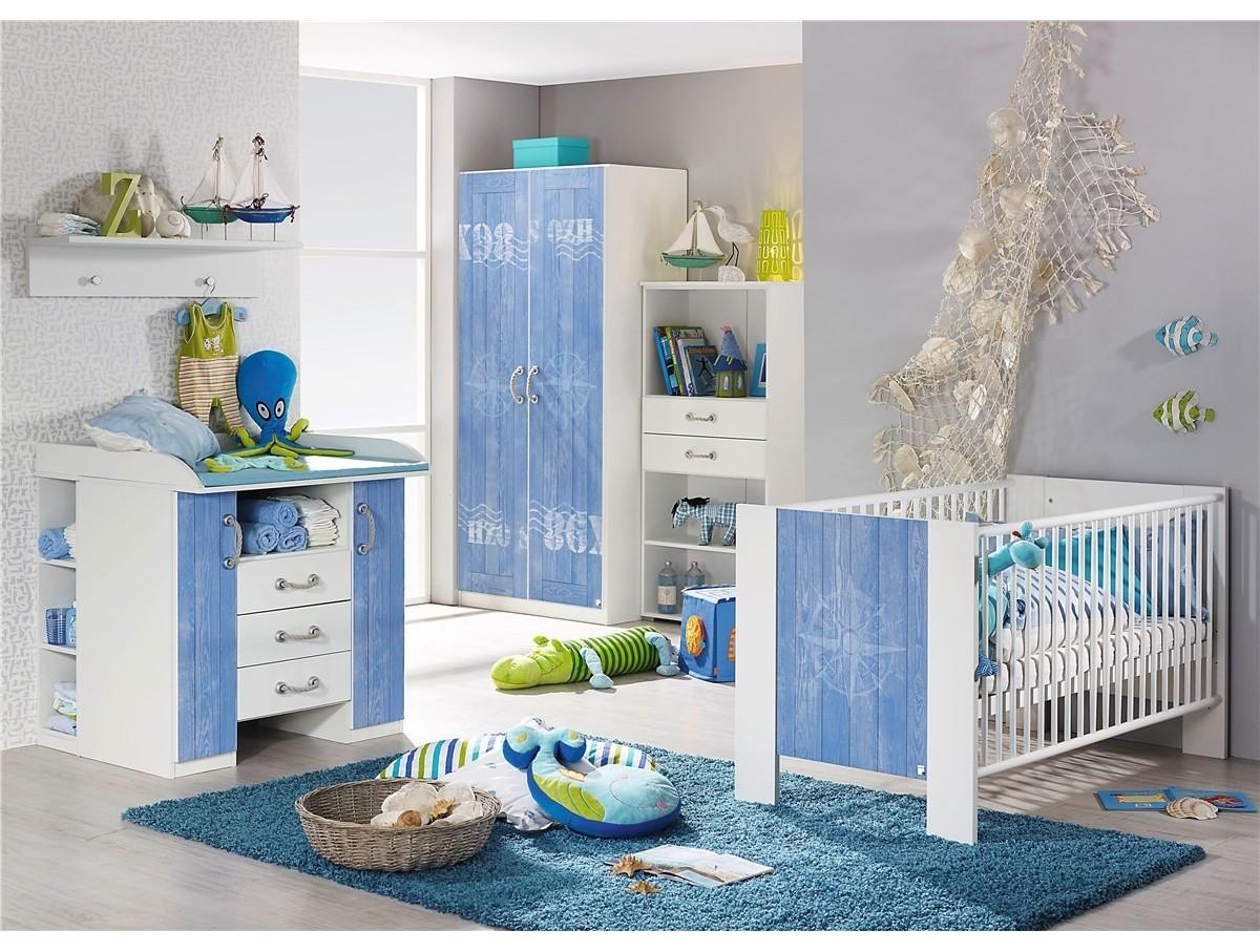Chambre oc ane tidy home - Destockage chambre bebe ...