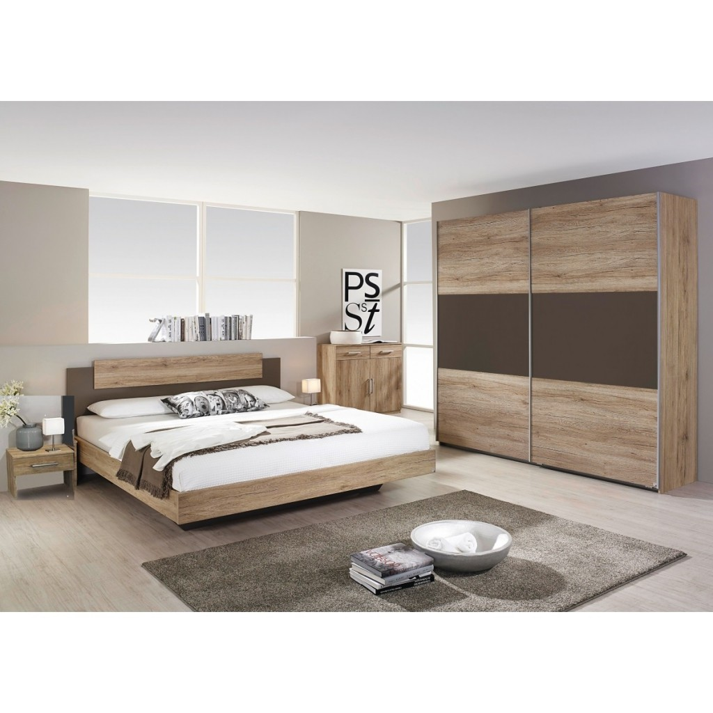 Commode chambre conforama for Chambre a coucher adulte solde