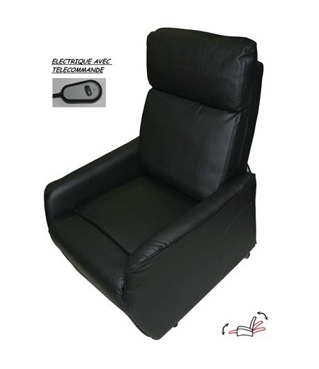 fauteuil relaxation baloua tidy home. Black Bedroom Furniture Sets. Home Design Ideas