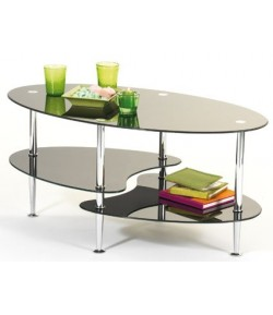 Table en verre kreabel for Kreabel table basse