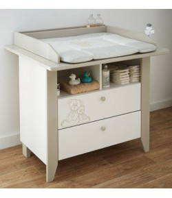 Commode teddy tidy home for Table a langer 52 cm