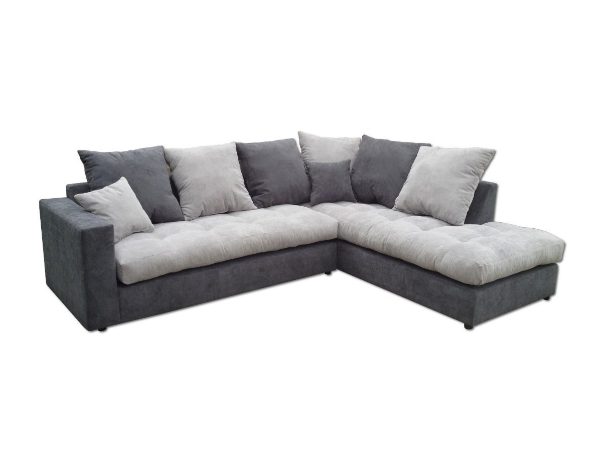 salon angle conforama. Black Bedroom Furniture Sets. Home Design Ideas