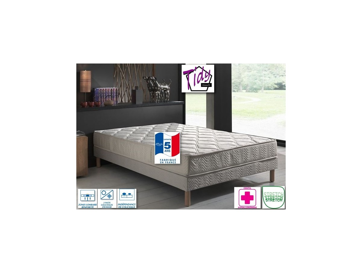 matelas 140x190 cm tentation tidy home. Black Bedroom Furniture Sets. Home Design Ideas