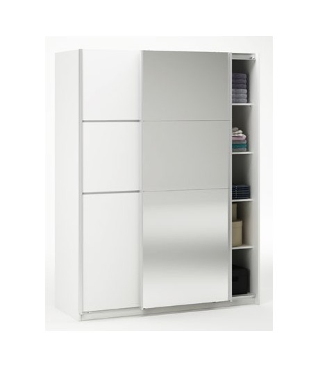 Armoire garance tidy home - Armoire 3 portes coulissantes ...