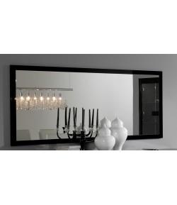 """Miroir noir """"LISA"""""""