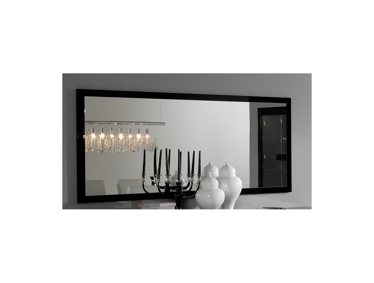 Miroir noir lisa tidy home for The miroir noir