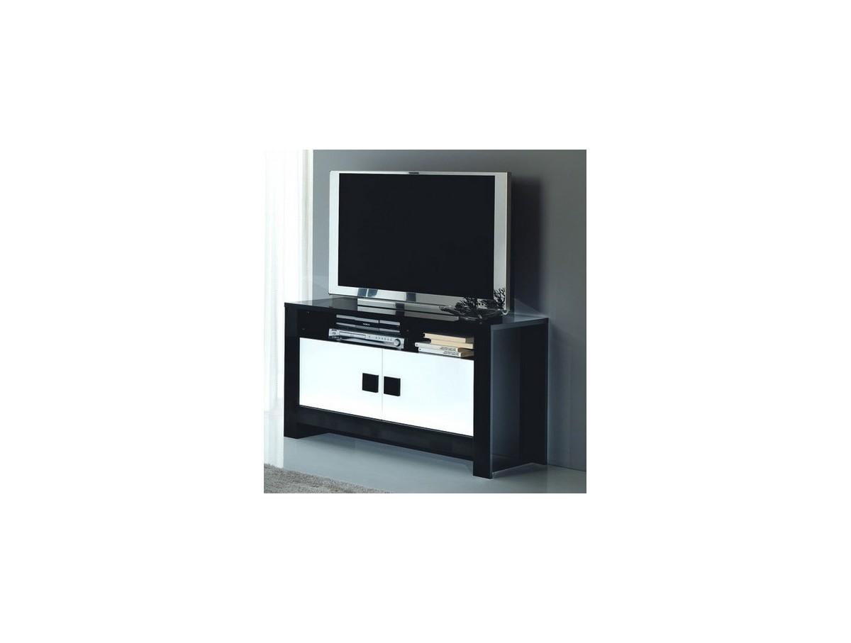 meuble tv lisa tidy home. Black Bedroom Furniture Sets. Home Design Ideas